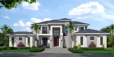 Boca Raton FL Single Family Home For Sale: $3,575,000