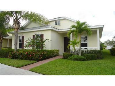 Port Saint Lucie, Saint Lucie West Single Family Home For Sale: 10683 SW West Park Avenue