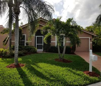 Greenacres FL Single Family Home For Sale: $262,900