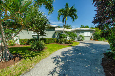 Boca Raton Single Family Home For Sale: 54 Palamino Circle