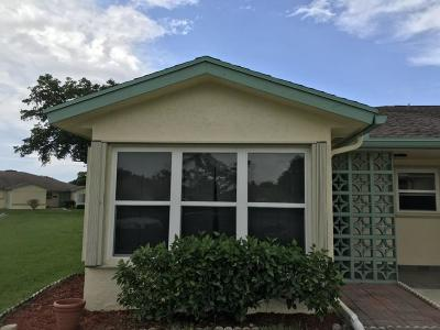 Delray Beach Single Family Home For Sale: 14215 Nesting Way #A