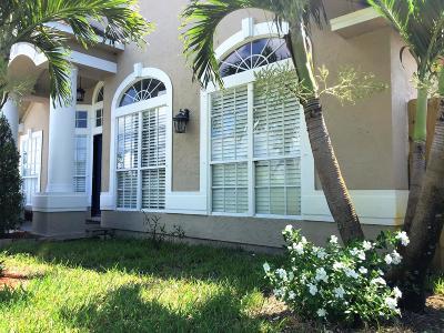 Port Saint Lucie, Saint Lucie West Single Family Home For Sale: 2334 SE Allen