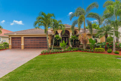 Palm City Single Family Home For Sale: 4569 SW Long Bay Drive