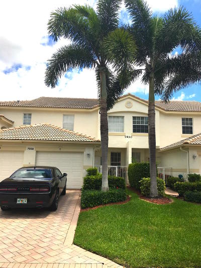 Boynton Beach FL Single Family Home For Sale: $239,000