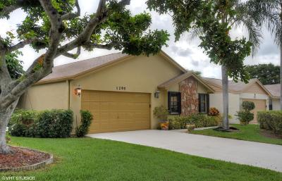 Delray Beach Single Family Home For Sale: 1295 NW 25th Lane