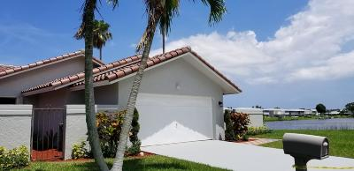 Delray Beach Single Family Home For Sale: 2011 NW 18th Street