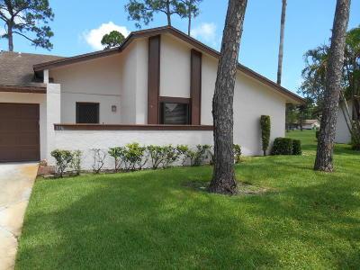 Greenacres FL Single Family Home For Sale: $162,000