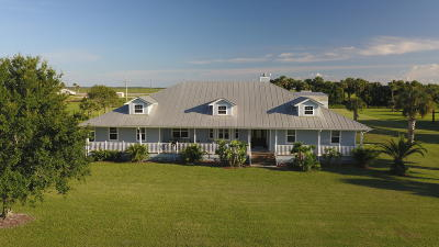 Port Saint Lucie, Saint Lucie West Single Family Home For Sale: 18501 Tranquility Base Lane