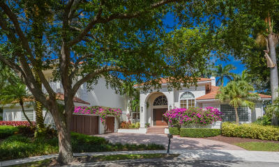 Boca Raton Single Family Home For Sale: 4605 NW 23rd Terrace