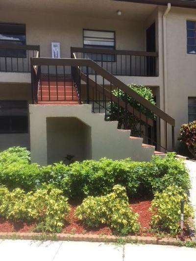 Boca Raton FL Condo For Sale: $139,000