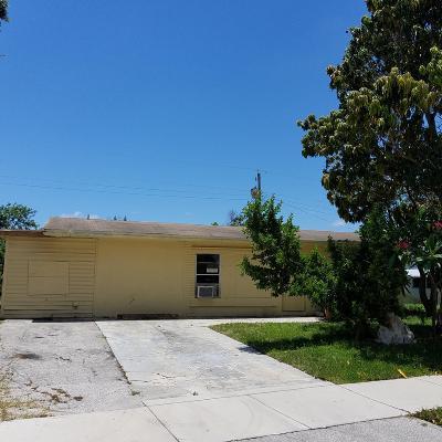 Pompano Beach Single Family Home For Sale: 2730 NE 8th Avenue