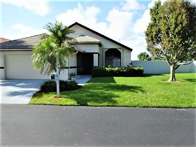 Boynton Beach Single Family Home For Sale: 219 Disc Drive