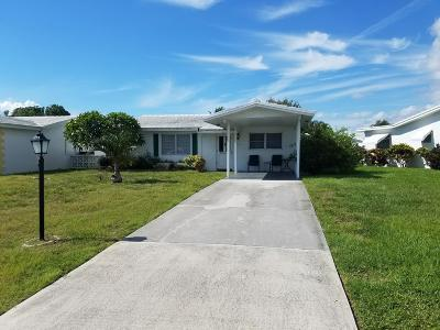 Single Family Home Sold: 160 S Golf Boulevard