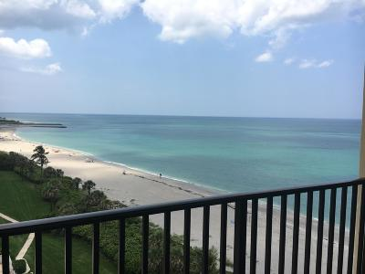 Jupiter Condo For Sale: 300 Ocean Trail Way #1001