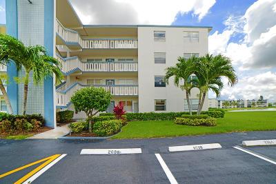 Boca Raton Condo For Sale: 1098 Yarmouth E