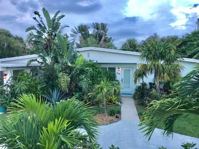 North Palm Beach Single Family Home For Sale: 429 Inlet Road