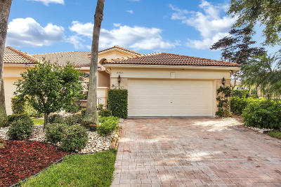 West Palm Beach Single Family Home For Sale: 8405 Staniel Cay
