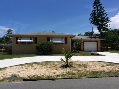 Boynton Beach FL Single Family Home For Sale: $269,000