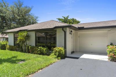 Boynton Beach FL Condo For Sale: $176,000