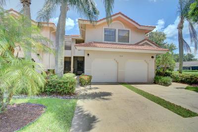 Boca Raton Condo For Sale: 8640 Via Reale #1