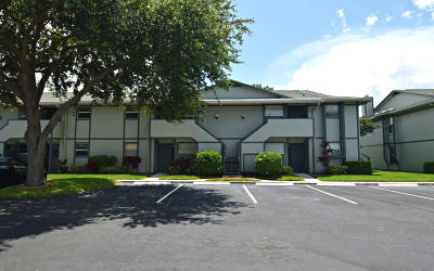 Hobe Sound Condo For Sale: 8291 SE Croft Circle #10