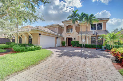 Delray Beach Single Family Home For Sale: 16034 Rosecroft Terrace