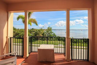 Jensen Beach Condo For Sale: 3714 NE Indian River Drive #203