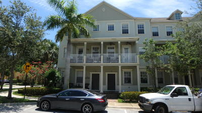 Jupiter Condo For Sale: 105 Black Ironwood Road #102