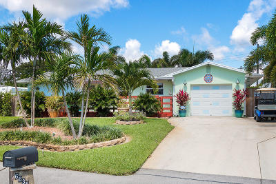 Lake Worth Single Family Home For Sale: 6635 Westview Drive