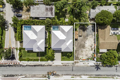 Delray Beach Residential Lots & Land For Sale: 1105 NE 2nd Avenue