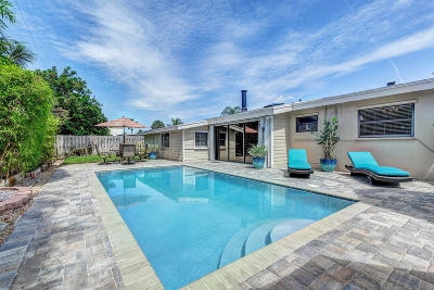 North Palm Beach Single Family Home For Sale: 424 Gulf Road
