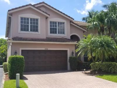 Delray Beach Single Family Home Contingent: 4750 S Classical Boulevard