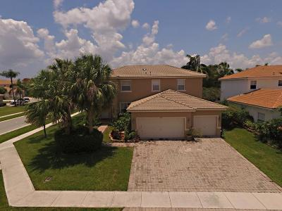 Lake Worth Single Family Home For Sale: 6752 Kaleb Way Way