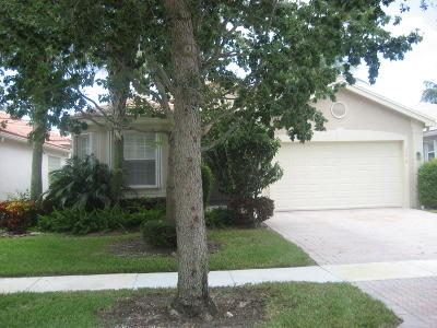 Delray Beach Single Family Home For Sale: 13618 Cambria Bay Lane