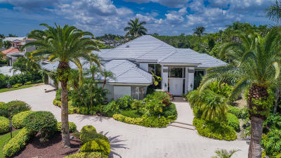 Boca Raton Single Family Home For Sale: 17033 Brookwood Drive