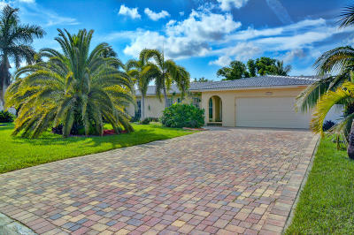 Coral Springs Single Family Home For Sale: 10980 NW 23rd Court