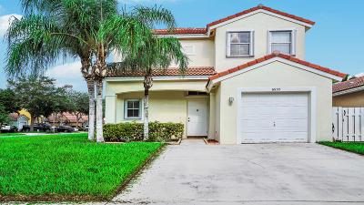 Lake Worth Single Family Home For Sale: 6935 Silverado Terrace