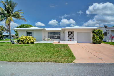 Tamarac Single Family Home For Sale: 4904 NW 48th Avenue