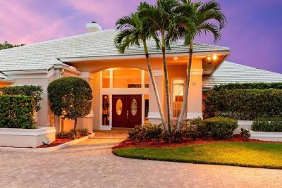 Palm Beach Single Family Home For Sale: 81 Sandbourne Lane