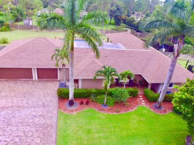 West Palm Beach Single Family Home For Sale: 14846 96th Lane