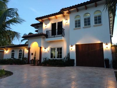 Boca Raton Single Family Home Contingent: 766 NW 7th Drive