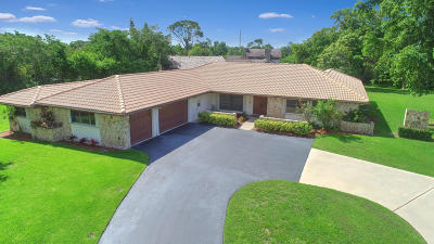 Boca Raton Single Family Home For Sale: 22790 Wilderness Way