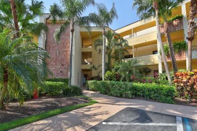 Boca Raton Condo For Sale: 7520 La Paz Boulevard #309