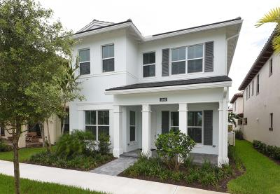Palm Beach Gardens Single Family Home For Sale: 2106 Dickens Terrace