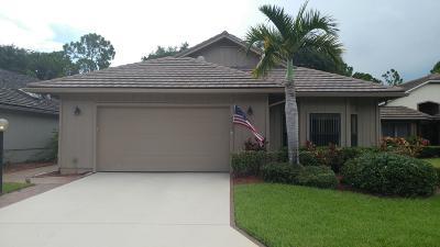 Palm City Single Family Home For Sale: 4236 SW Mallard Creek Trail