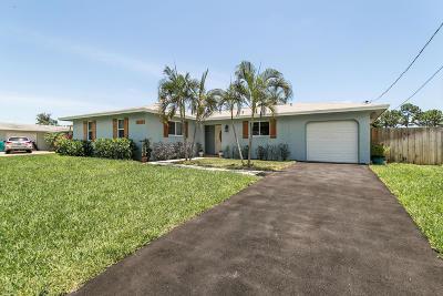 Boynton Beach FL Single Family Home For Sale: $379,900
