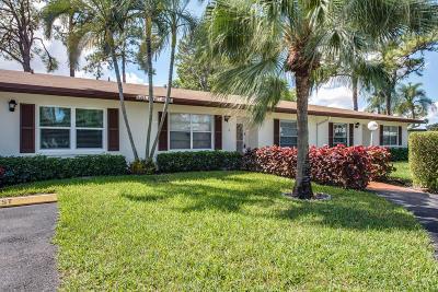 Delray Beach Condo For Sale: 5284 Privet Place #C
