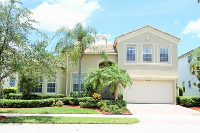 Port Saint Lucie Single Family Home For Sale: 11460 SW Fieldstone Way