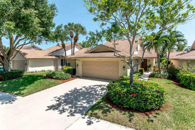 Jupiter Single Family Home For Sale: 308 River Edge Road