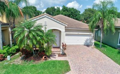 Lake Worth Single Family Home For Sale: 6697 Lurais Drive